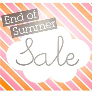 End of summer Sale! Feel free to make an offer.